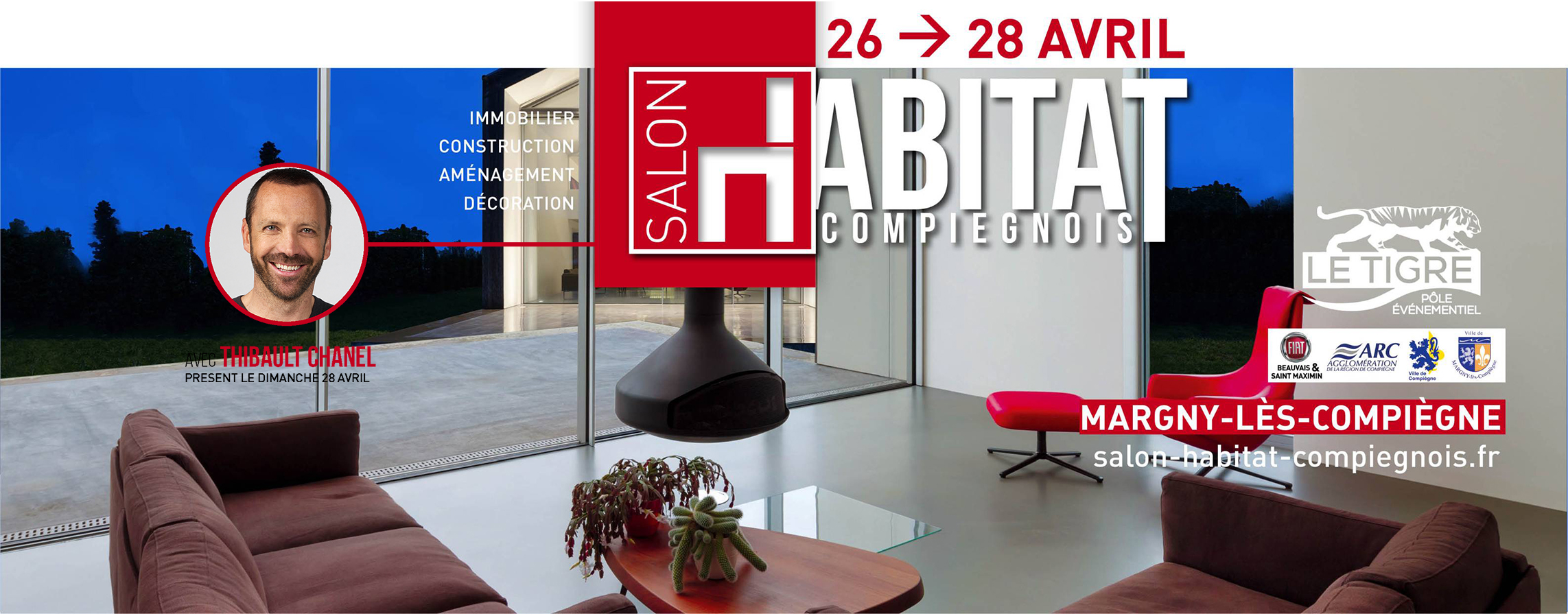 Accueil Salon Habitat Compiegnois Du 26 Au 28 Avril 2019